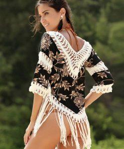 Bluza de plaja Havana Alba
