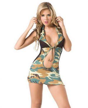 Rochita Army Cathy