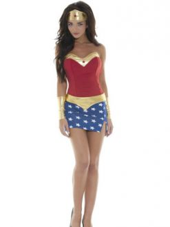 Uniforma Wonder Woman