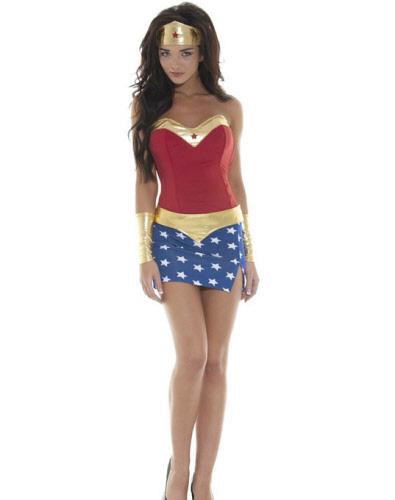 Uniforma Wonder Woman