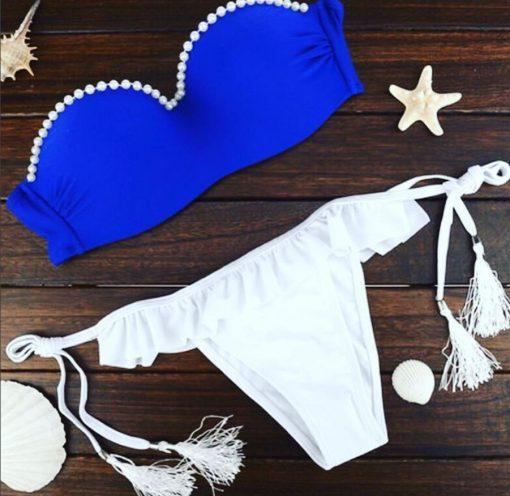 Costum de baie cu slip brazilian Sirea
