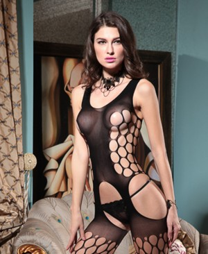 BodyStocking Pina Colada