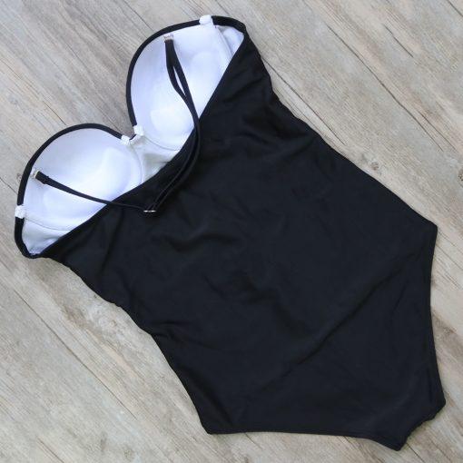 Costum de baie intreg cu push-up Nite Wish