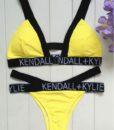 Costum de baie Kendall + Kylie