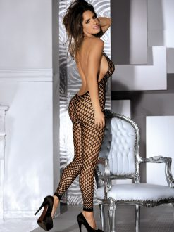 BodyStocking plasa Carla