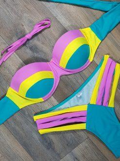 Costume de baie cu slip brazilian Venus