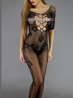 BodyStocking plasa Maria