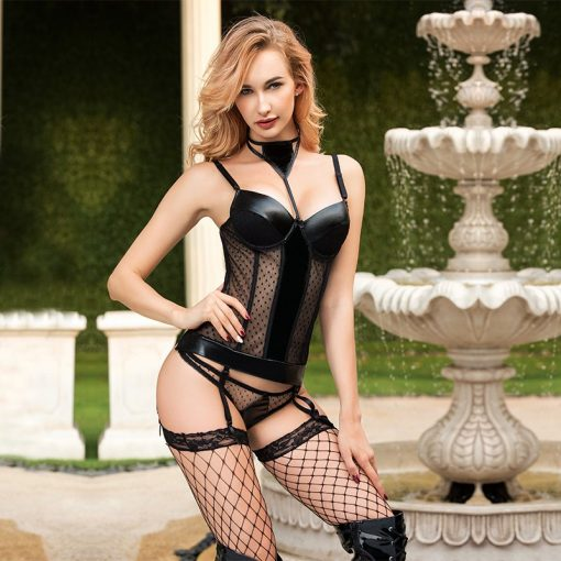 Set complet si corset Nite Wish