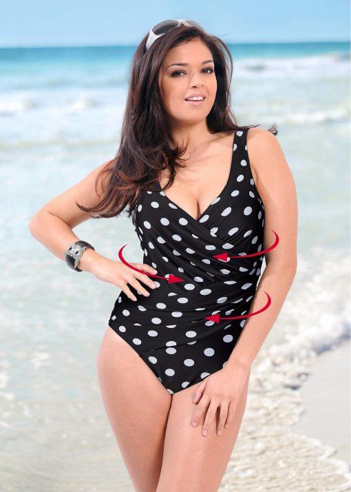 Costum de baie intreg modelator Manila Buline