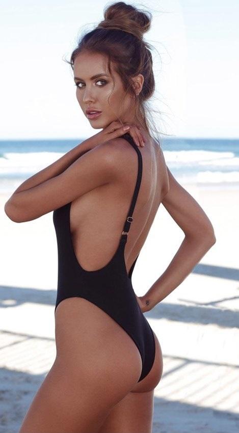 Costum de baie intreg sexy Antonia
