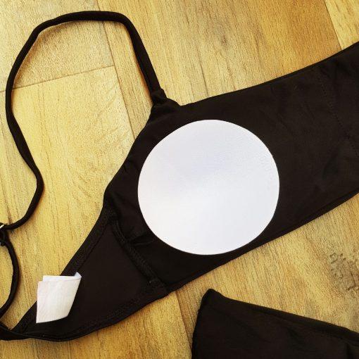 Costum de baie cu slip tanga Paola