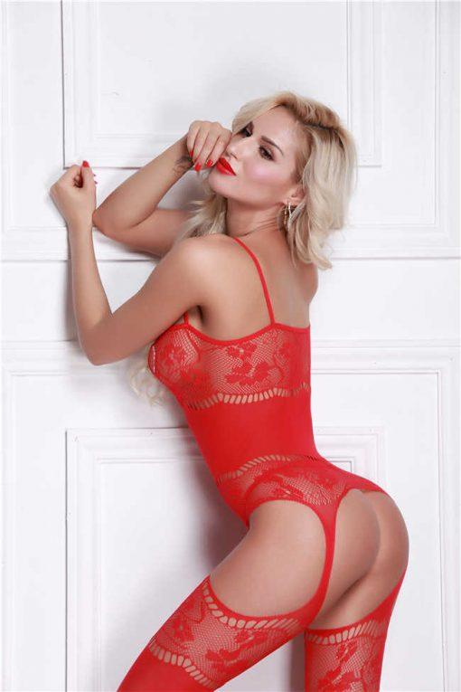 BodyStocking plasa Lorena Rosu