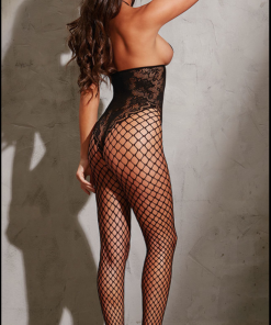 Bodystocking plasa Emira