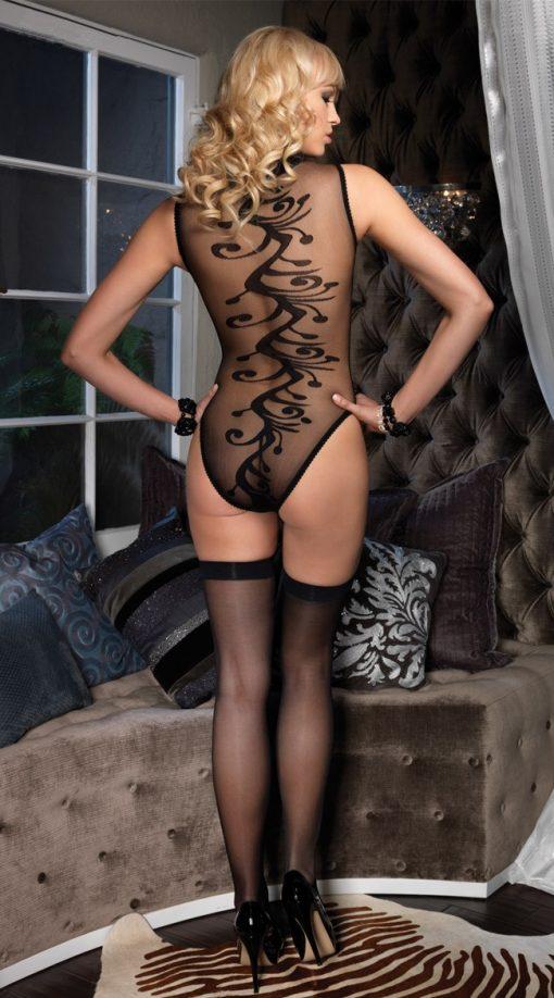 Set BodyStocking Body & Ciorapi Anabella